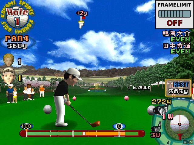 Jikkyou Golf Master 2000