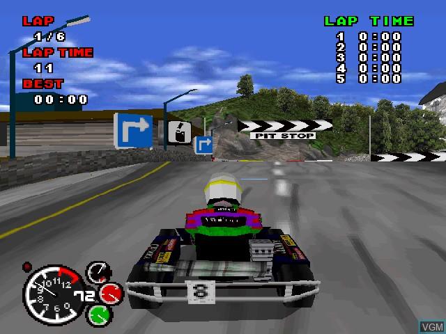 Elf Masters presente Formula Karts - Special Edition