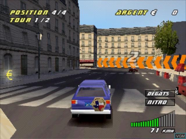 Paris-Marseille Racing II