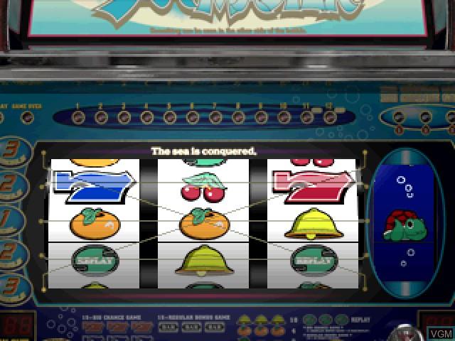 Jissen Pachi-Slot Hisshouhou! Single - Sea Master X