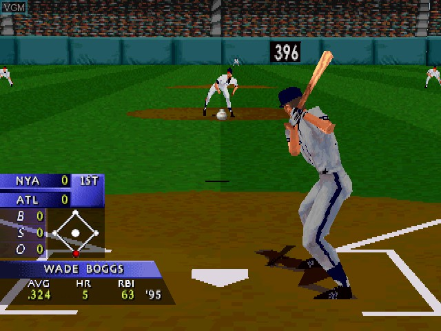 3D Baseball - The Majors
