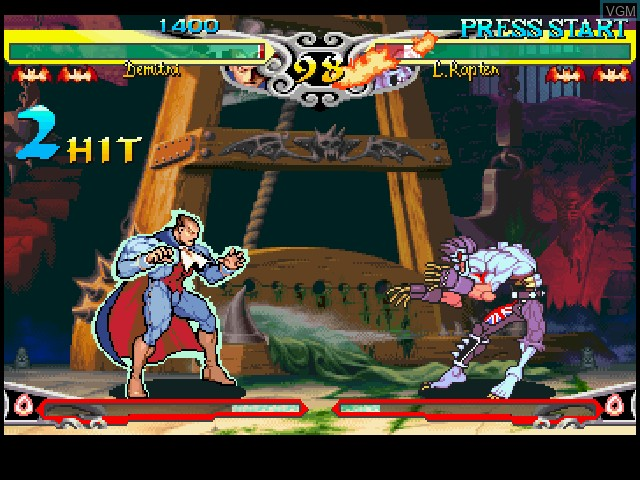 Vampire Savior - EX Edition