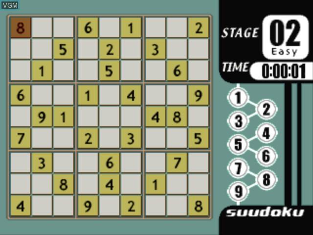 SuperLite 3in1 Series - Suudoku-shuu