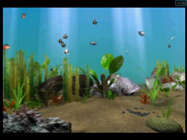Virtual Aquarium Screensaver