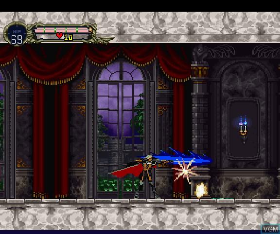 Akumajou Dracula X - Gekka no Yasoukyoku