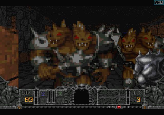 Hexen - Beyond Heretic