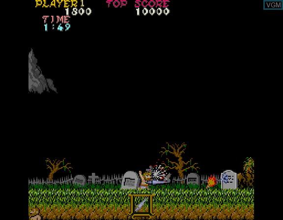 Capcom Generation - Dai-2-shuu Makai to Kishi
