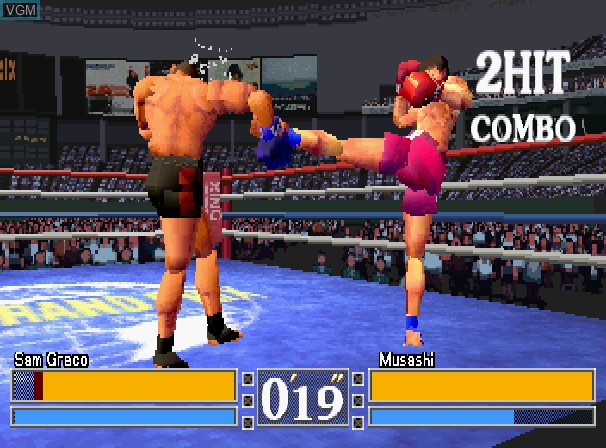 K1 Fighting Illusion