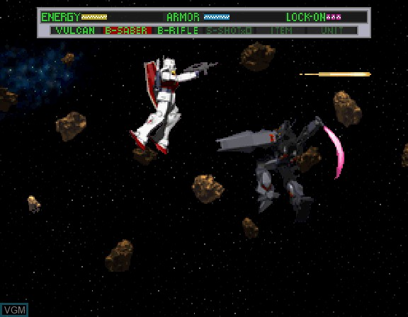 Kidou Senshi Z Gundam - Kouhen Uchuu o Kakeru