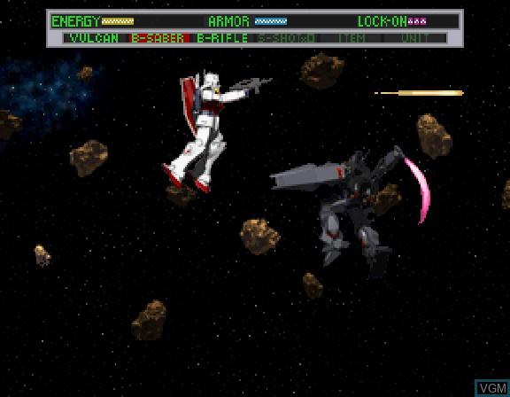 Kidou Senshi Z Gundam - Kouhen Uchuu wo Kakeru