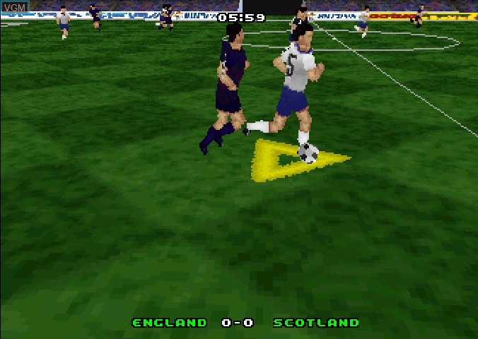 UEFA Euro 96 - England