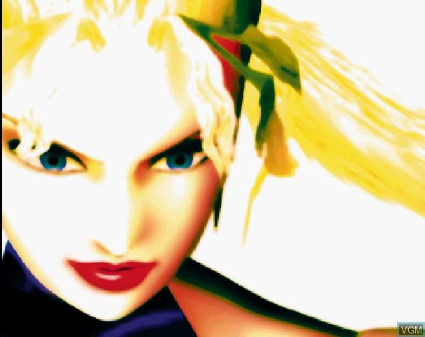 Virtua Fighter CG Portrait Series Vol. 1 - Sarah Bryant