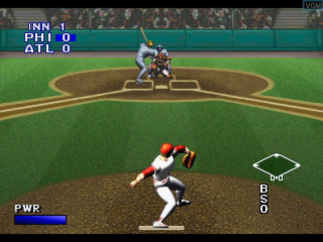 Bases Loaded '96 Double Header