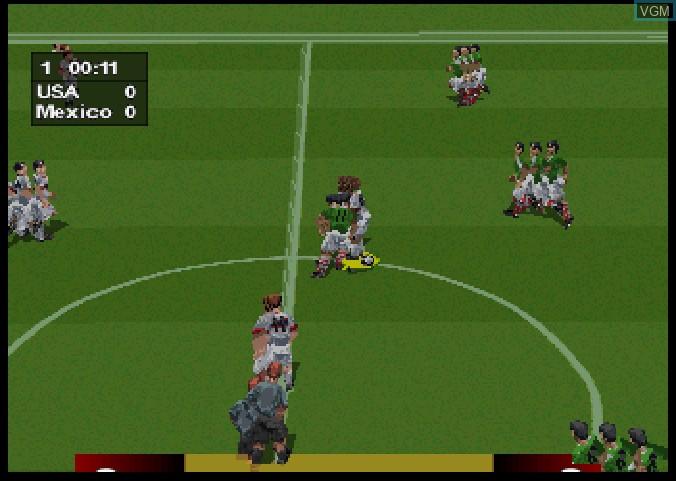 FIFA - Die WM-Qualifikation 98