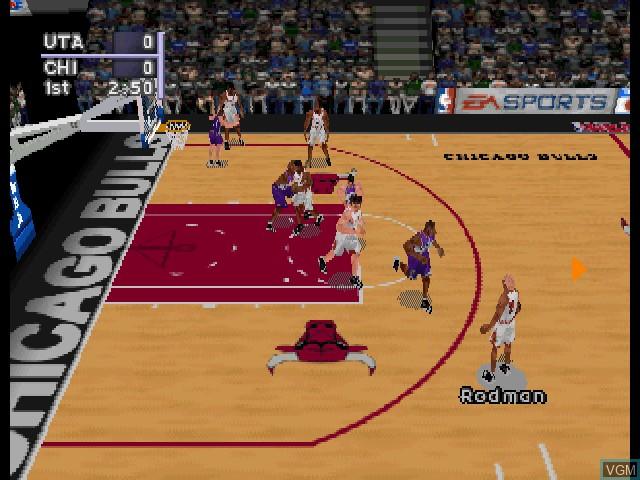 NBA Live 98