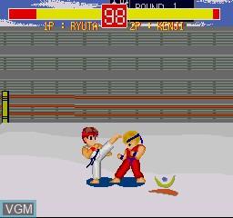 Barcelona Fighter 92