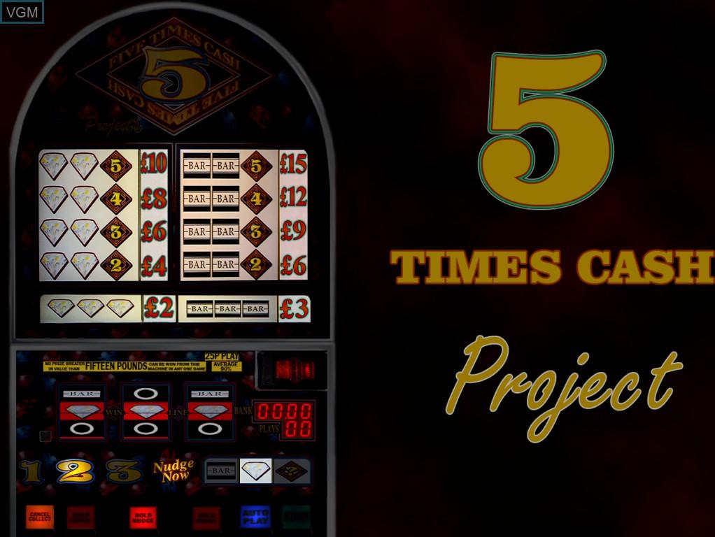 5x Cash