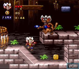 American Tail, An - Fievel Goes West