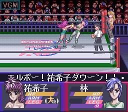 Bishoujo Wrestler Retsuden - Blizzard Yuki Rannyuu!!