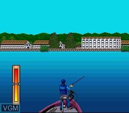 Masaki Shimono no Fishing To Bassing