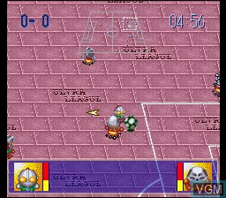 Ultra League - Moero Soccer Taisen