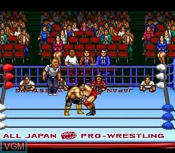 Zennihon Pro Wrestling 2 - 3-4 Budoukan