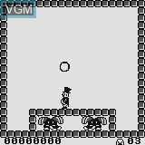In-game screen of the game Juggler on Watara Supervision