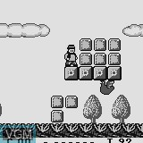 In-game screen of the game Jacky Lucky on Watara Supervision
