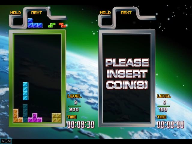 Tetris The Grand Master 3 - Terror Instinct