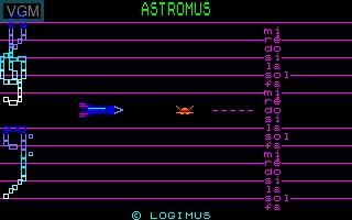 Astromus