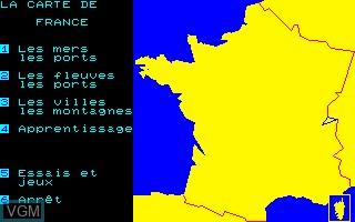 Carte de France, La