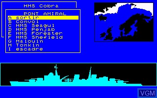 HMS Cobra