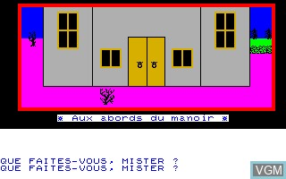 Tresor des Baskerville, Le