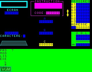 Microprocesseur, Le