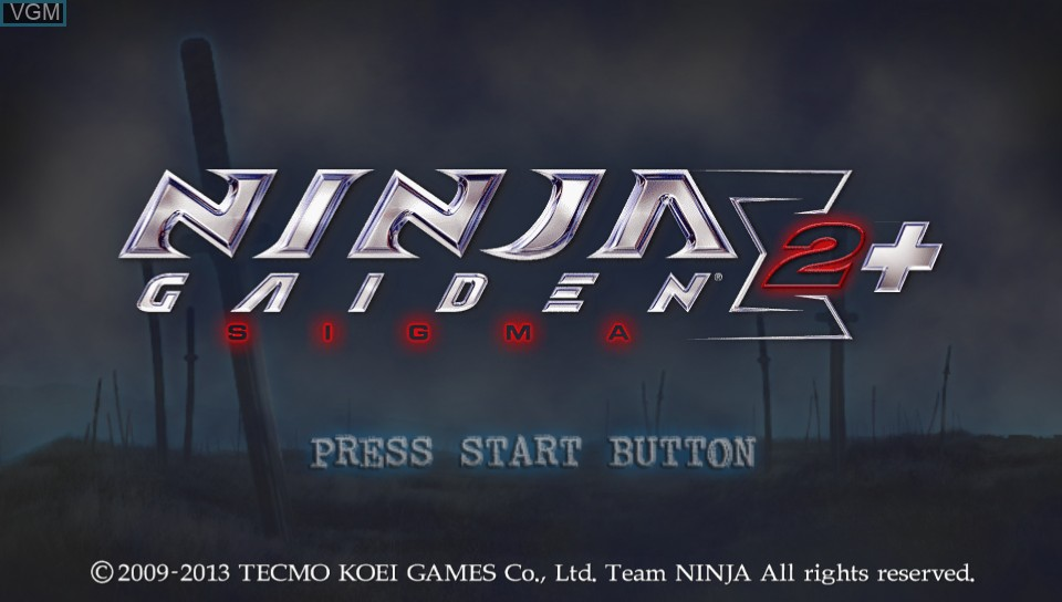 Ninja Gaiden Sigma 2 Plus For Sony Ps Vita The Video Games Museum
