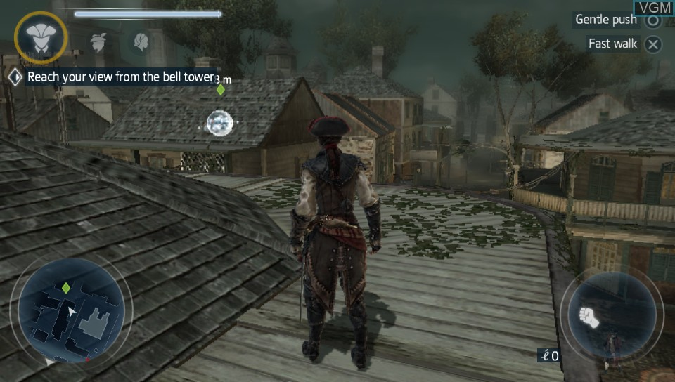 Assassin S Creed Iii Liberation For Sony Ps Vita The Video