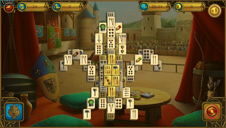 Mahjong Royal Towers