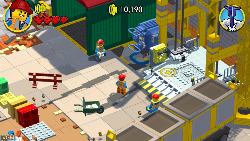 LEGO Movie Videogame, The