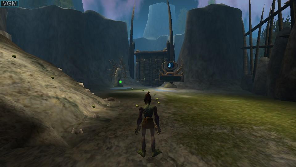 Oddworld - Munch's Oddysee HD
