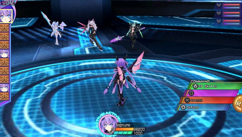 Hyperdimension Neptunia Re;Birth3 - V Generation