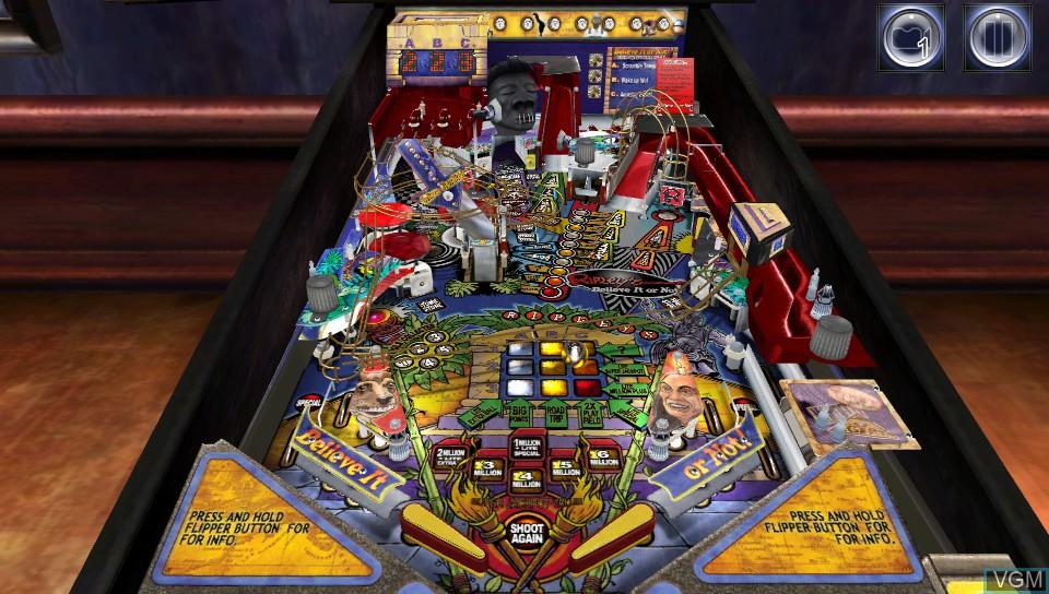 Pinball Arcade, The