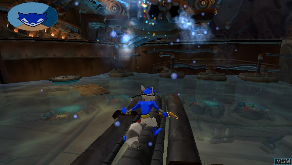 Sly 3 - Honor Among Thieves
