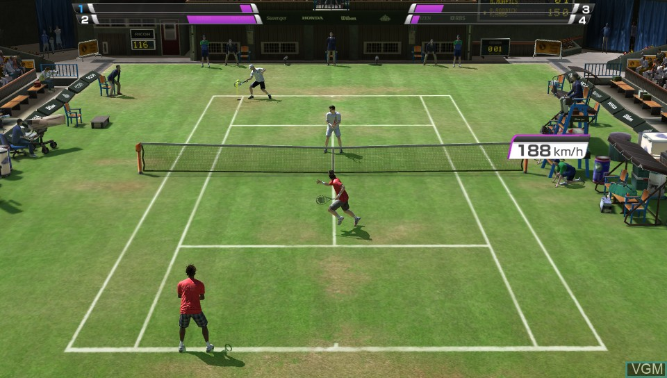 Virtua Tennis 4 - World Tour Edition