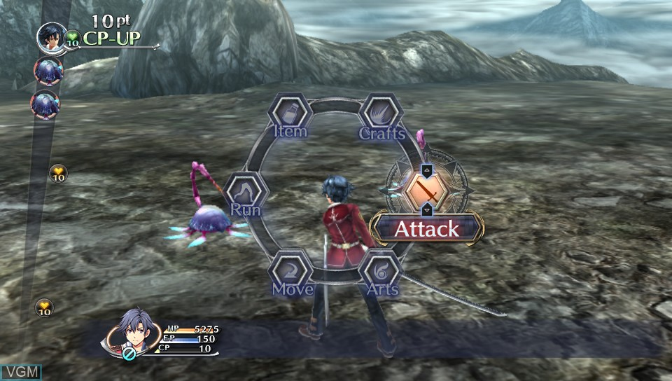 Legend of Heroes, The - Trails of Cold Steel II