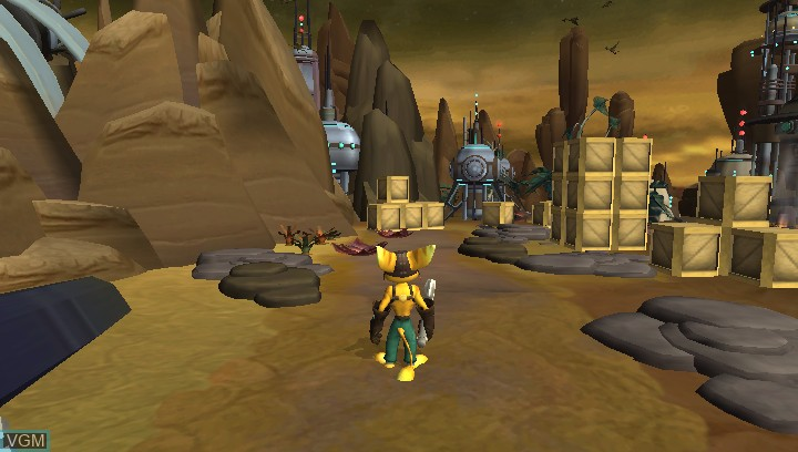 Ratchet & Clank Trilogy, The