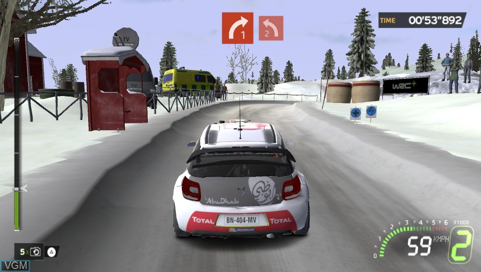 WRC 5 - FIA World Rally Championship