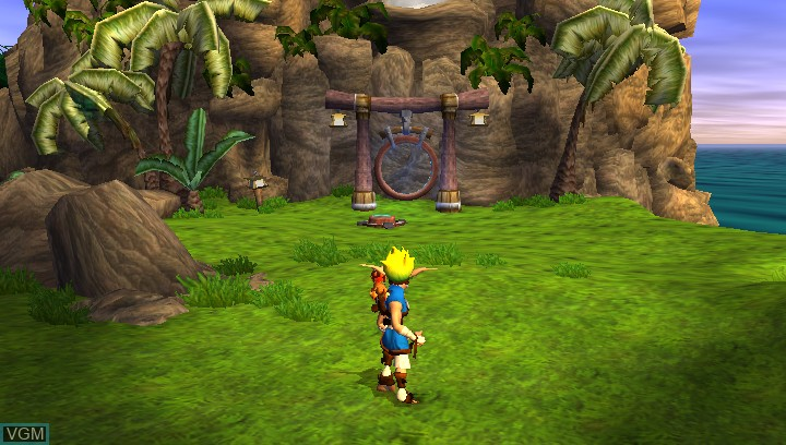 Jak and Daxter - The Precursor Legacy HD