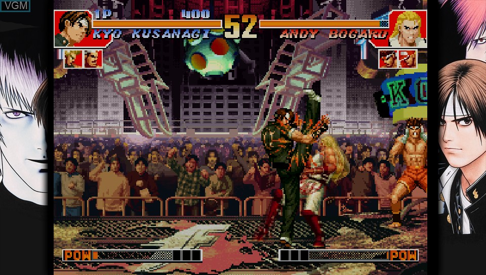 King of Fighters '97, The - Global Match