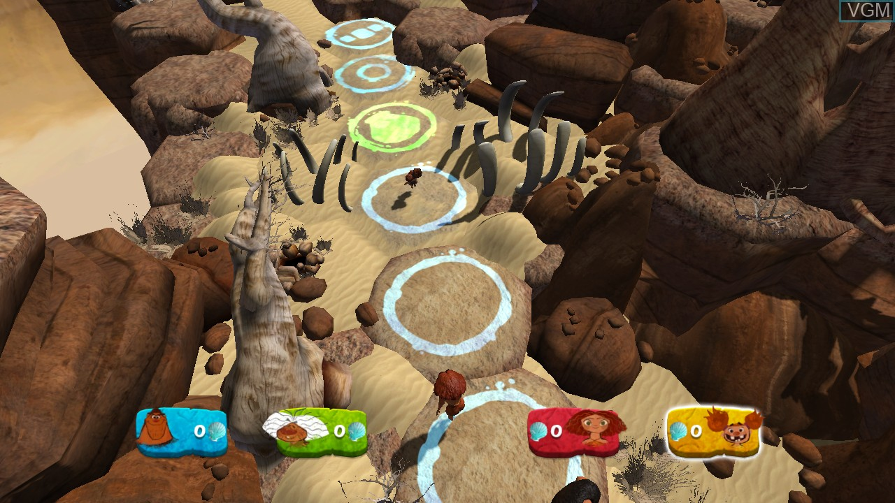 Croods, The - Prehistoric Party!