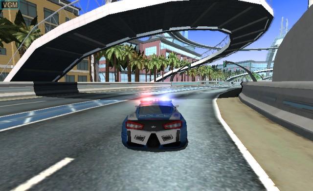 In-game screen of the game Emergency Heroes on Nintendo Wii